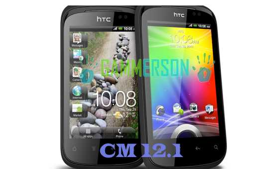 ROM] Download and Flash CM 12 1 For HTC Explorer (Pico) [5 1 1]