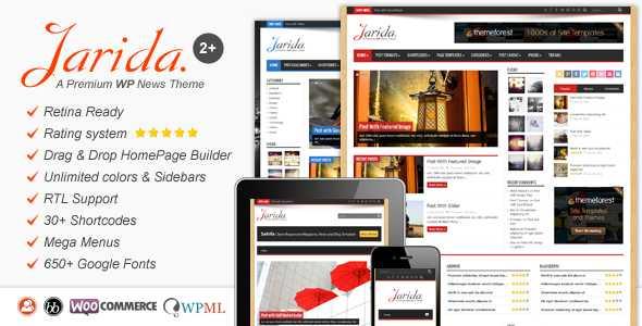 download-jarida-template-for-blogger