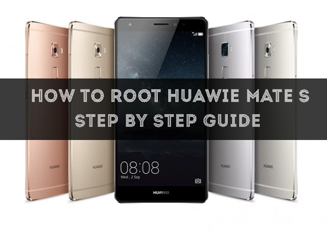 Root-Huawei-Mate-S-By-Flashing-TWRP-Recovery