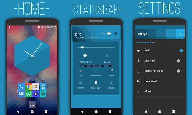 Download-theme-for-Cyanogenmod-13-for-free