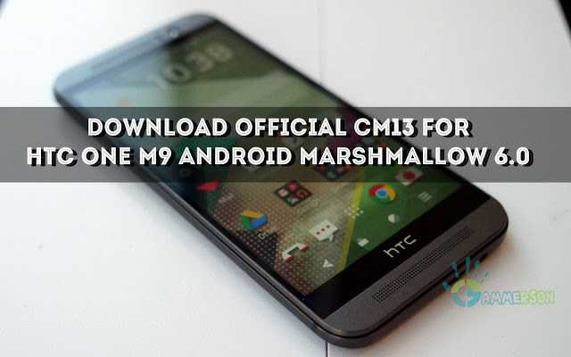 download-official-cm13-for-htc-one-m9