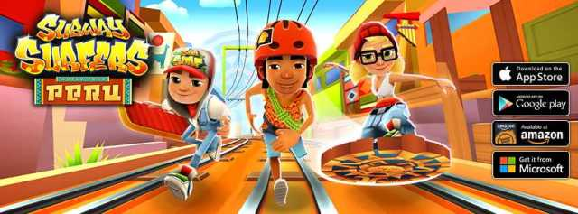 downlod Subway Surfers 1.55.1 apk