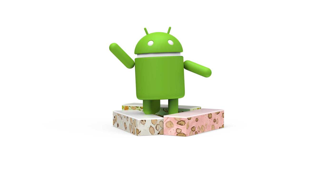 android Nougat image