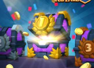 trick to find open tournament on clash royale