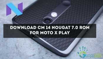 ROM] Download Android Nougat 7 0 for Moto G 3rd gen [AOSP]