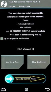 How to Update Oppo R7 To Android Nougat Via CM 14