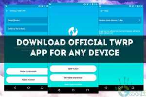 download-official-twrp-recovery-app