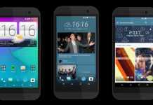 HTC Sense Home for M8 7.1.1 ROMs