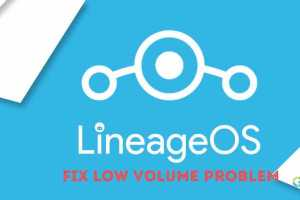 LineageOS-ROM-low-audio-fix