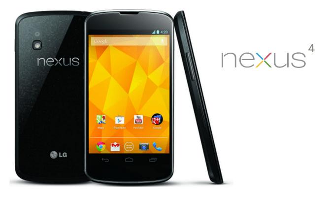 Android 7.1.2 Custom Rom for LG Nexus 4
