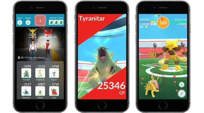 Download Pokemon Go 0.69.0 for Android
