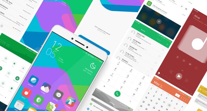 Download MIUI 9 Launcher Apk