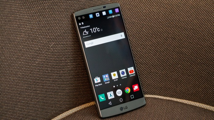 Android 7.0 Nougat for LG V10