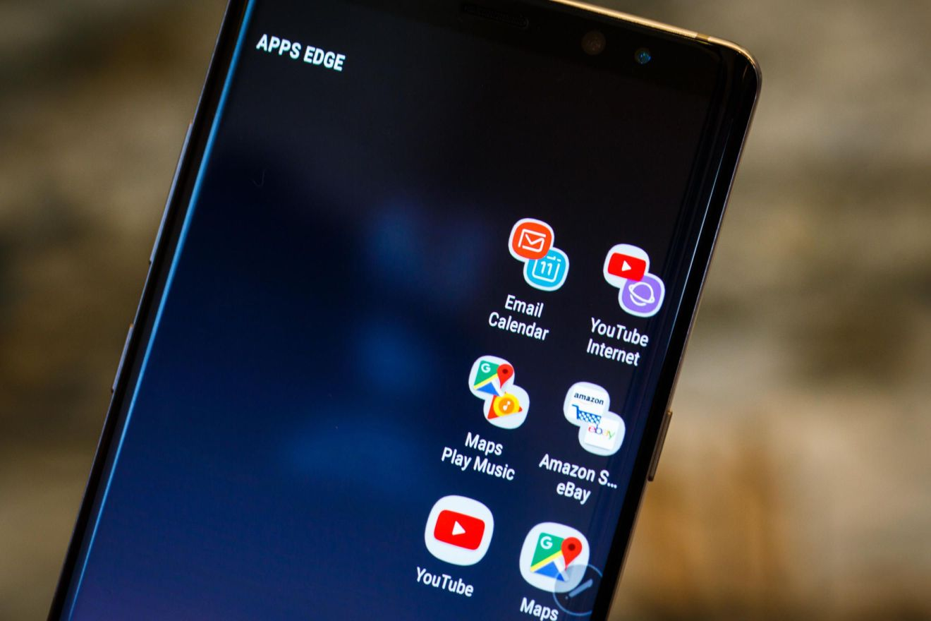 Galaxy Note 8 Apps for Any Android Device