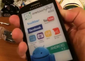 Install CWM and Root Alcatel One Touch POP C3