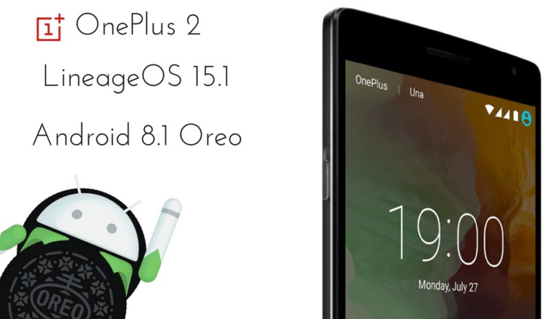 Download LineageOS 15.1 For OnePlus 2