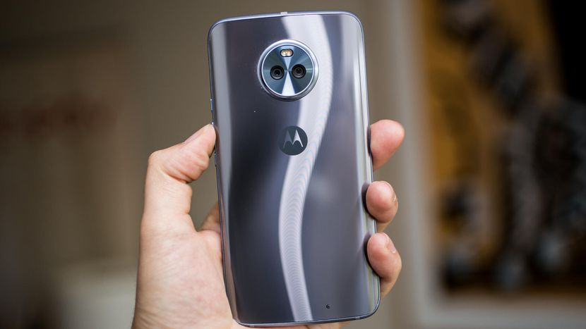 Download Android Oreo Update For Moto X4