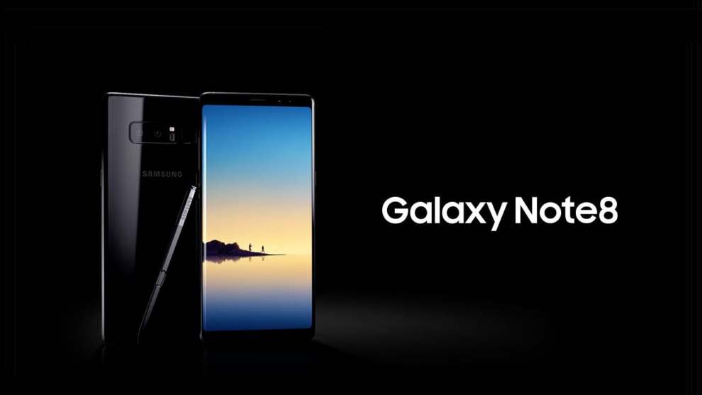 Android Oreo Update For Galaxy Note 8