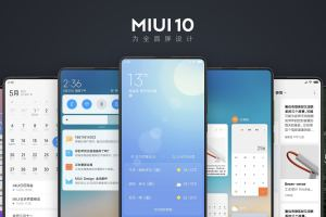 Download MIUI 10 for Xiaomi Devices