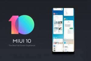 Xiaomi-MIUI-10-stable-version