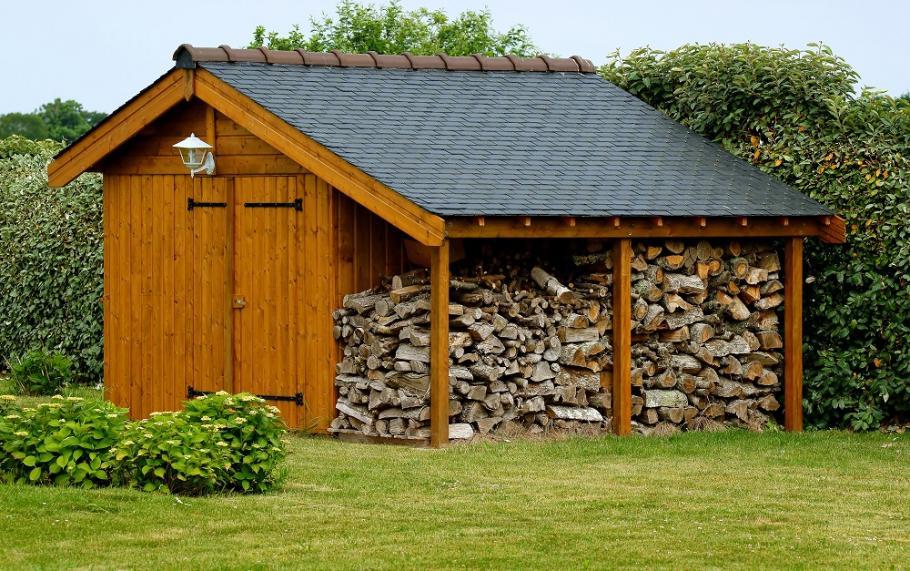 quelle toiture pour mon abri de jardin