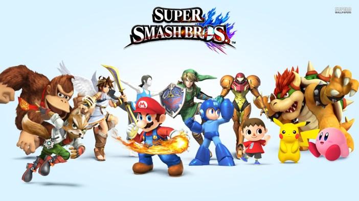 Super Smash Bros per Nintendo 3DS