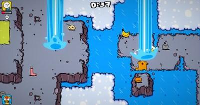 Super Cane Magic ZERO, lo psichedelico videogioco di Sio - Gamobu