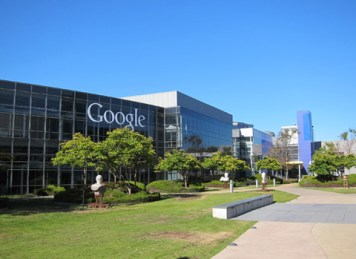 Googleplex, quartier generale di Google a Mountain View