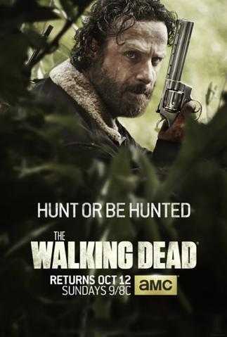 Immagine promozionale di The Walking Dead