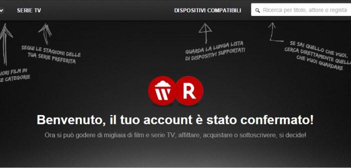 Wuaki, l'on demand di Rakuten arriva in Italia