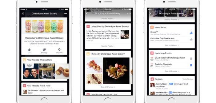 Facebook lancia Place Tips, il nuovo Foursquare/Yelp