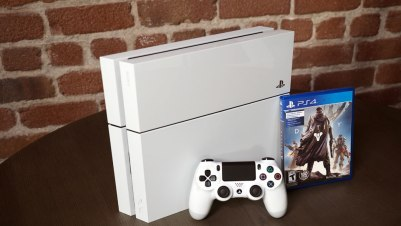 Una console PlayStation 4