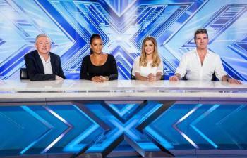 X-Factor UK è tra gli show televisivi che ricevono il maggior numero di tweet