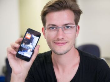 Alexander Ljung, fondatore e CEO di SoundCloud