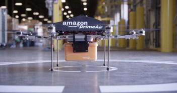 I droni Amazon sono quasi pronti per gli Stati Uniti