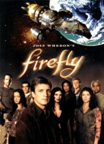 Locandina promozionale di Firefly