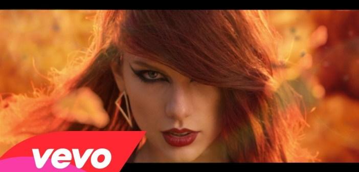 Bad Blood di Taylor Swift stabilisce un nuovo record su Vevo
