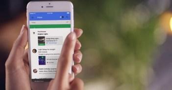 Gmail raggiunge i 900 milioni di utenti e lancia Inbox