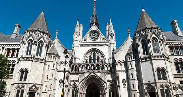 L'Alta Corte inglese