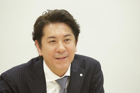 Amministratore delegato Konami, Hideki Hayakawa