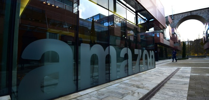 La sede di Amazon in Lussemburgo
