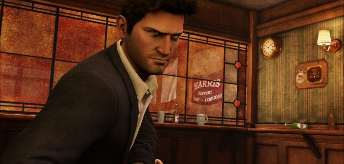 Nathan Drake in Uncharted 3: L'Inganno di Drake