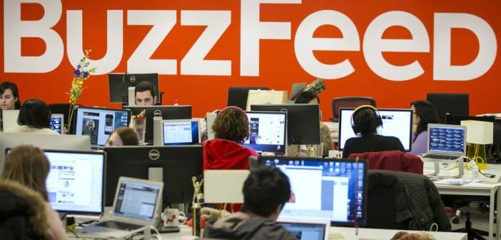 NBCUniversal finanzia BuzzFeed per 200 milioni di dollari
