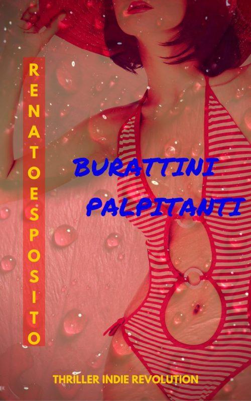 La copertina di Burattini Palpitanti