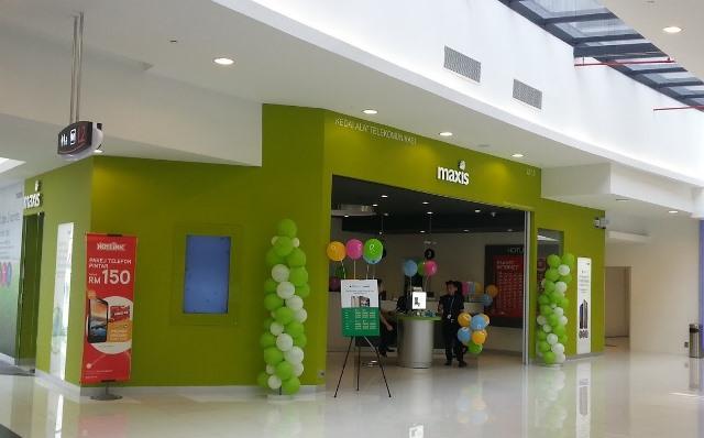 Maxis Centre Gamuda Walk