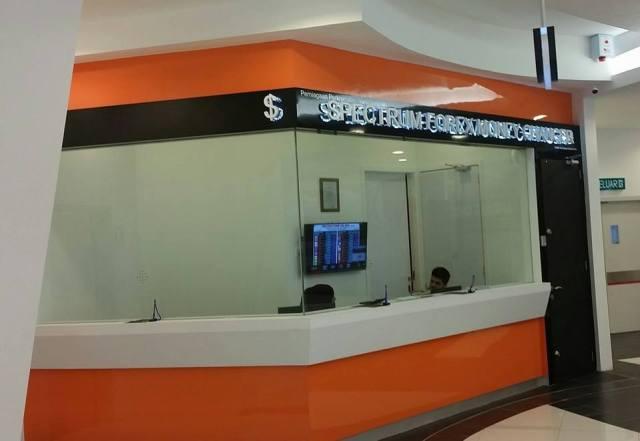 Spectrum Forex Money Changer