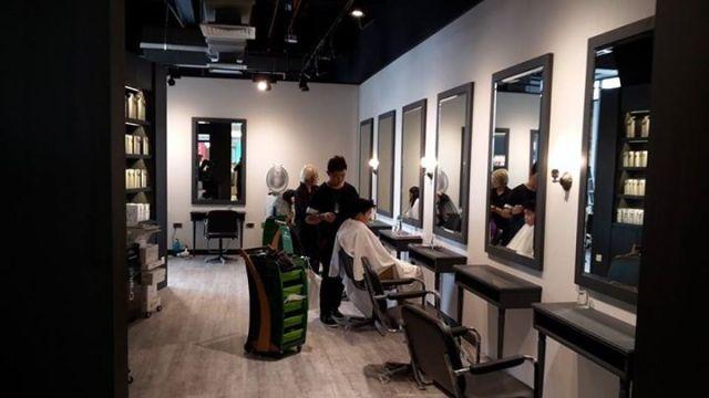 Eight Days Salon