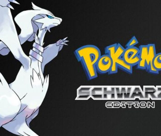 Pokemon Schwarze Edition De