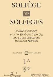 Βιβλία Solfege