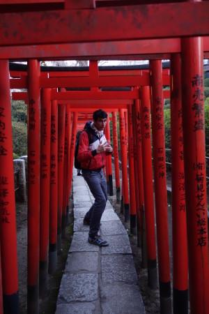 Temple Shinto!!